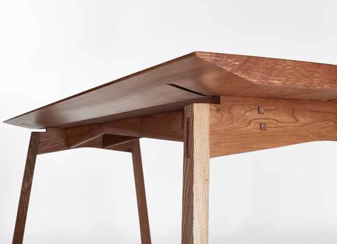 Dining Table No.3 By Hugh Miller. Part Of U0027An Absence Of Noise