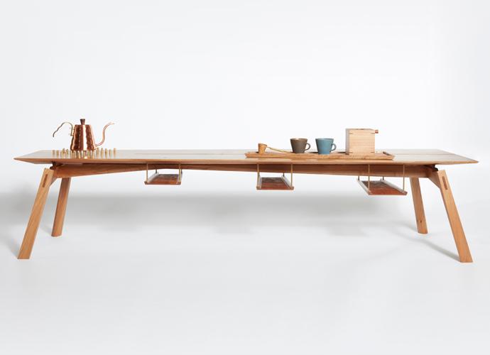 Coffee Table No 2 Hugh Miller